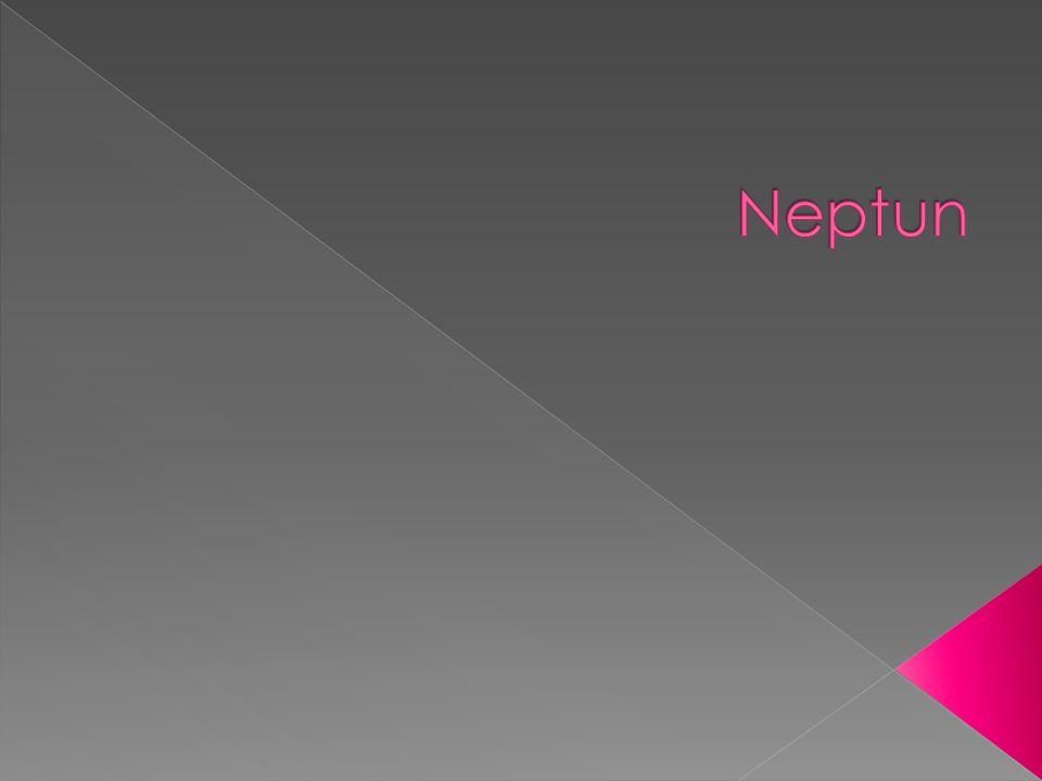 Neptun – gazowy olbrzym, ósma, najdalsza od Słońca planeta w Układzie Słonecznym.