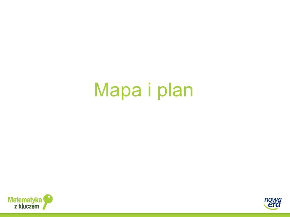 Mapa i plan