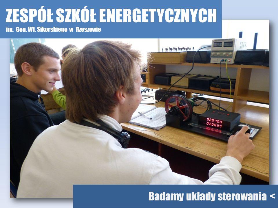 Kierunki kształcenia < - Elektryk -Ślusarz -Operator obrabiarek skrawających Zasadnicza Szkoła Zawodowa Zajęcia praktyczne odbywają się w nowoczesnych pracowniach w Centrum Kształcenia Praktycznego w Rzeszowie ZESPÓŁ SZKÓŁ ENERGETYCZNYCH im.