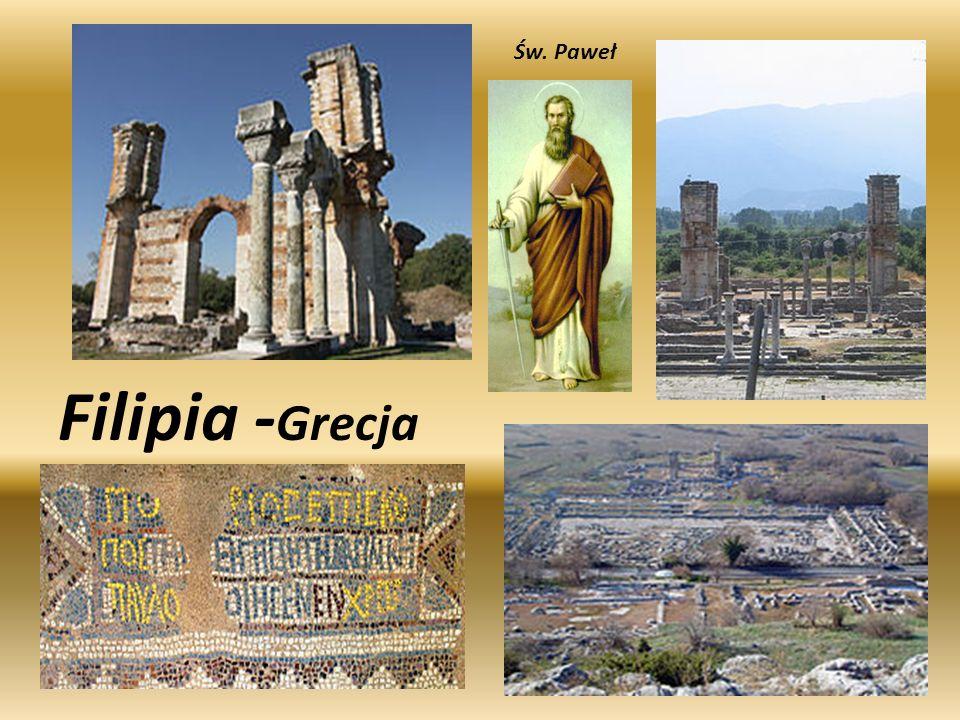 Filipia - Grecja Św. Paweł