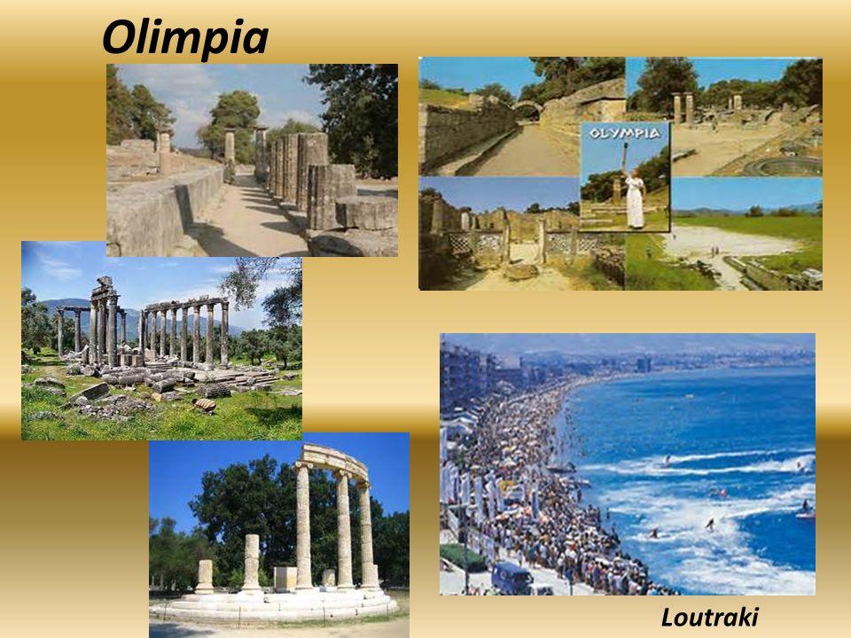 Grecja Olimpia Loutraki