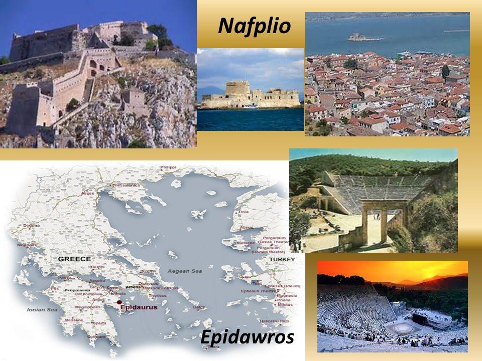 Nafplio Epidawros