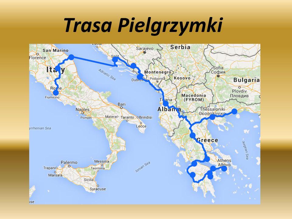 Trasa Pielgrzymki