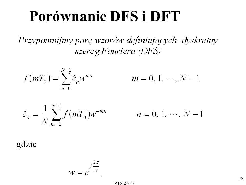 PTS 2015 39 Porównanie DFS i DFT (2)