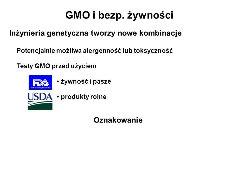 GMO i bezp.