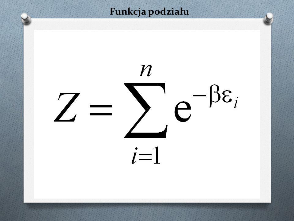 Równanie stanu gazu doskonałego – entropia wzór Sackura-Tetrode a