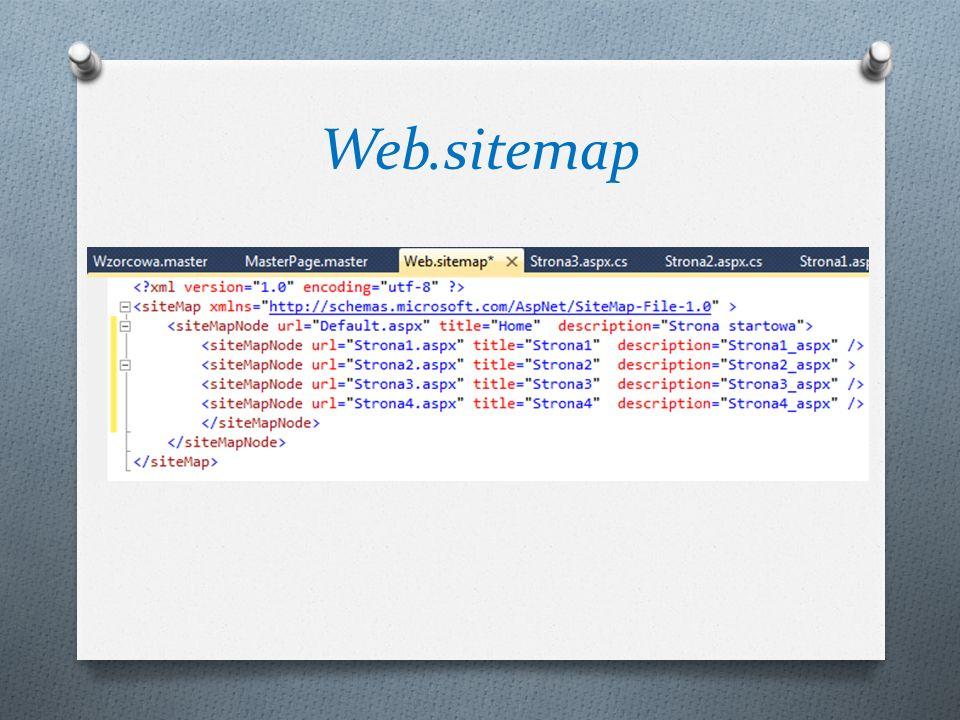 Web.sitemap