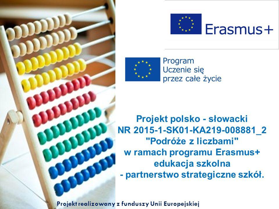 Projekt polsko - słowacki NR 2015-1-SK01-KA219-008881_2