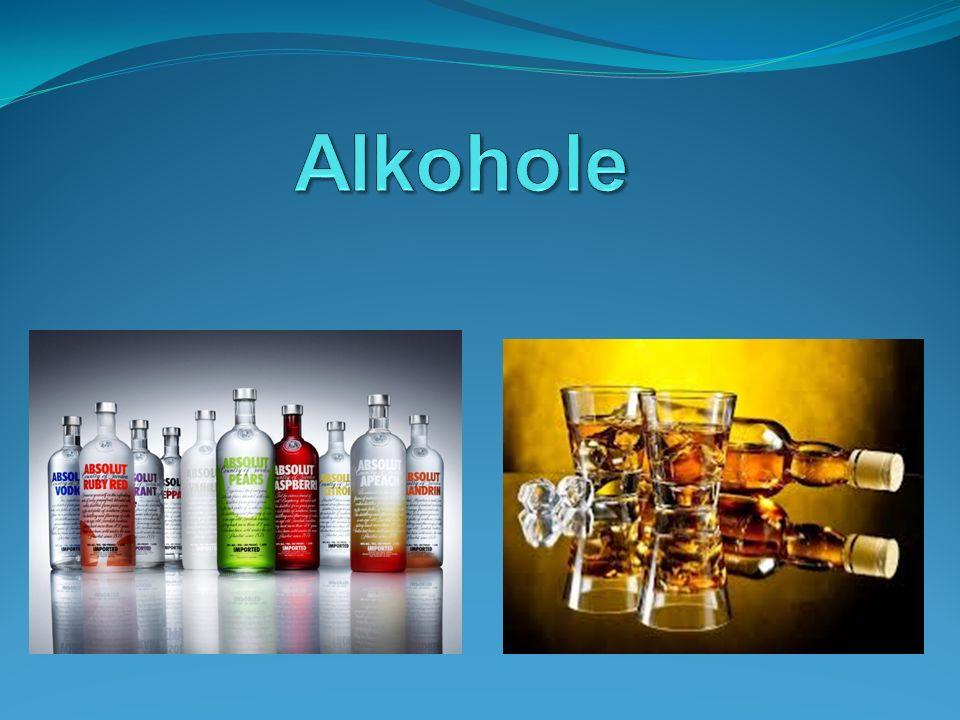 Alkohole są pochodnymi węglowodorów które mają w cząsteczkach grupę funkcyjną –OH, zwaną grupą hydroksylową (wodorotlenową)