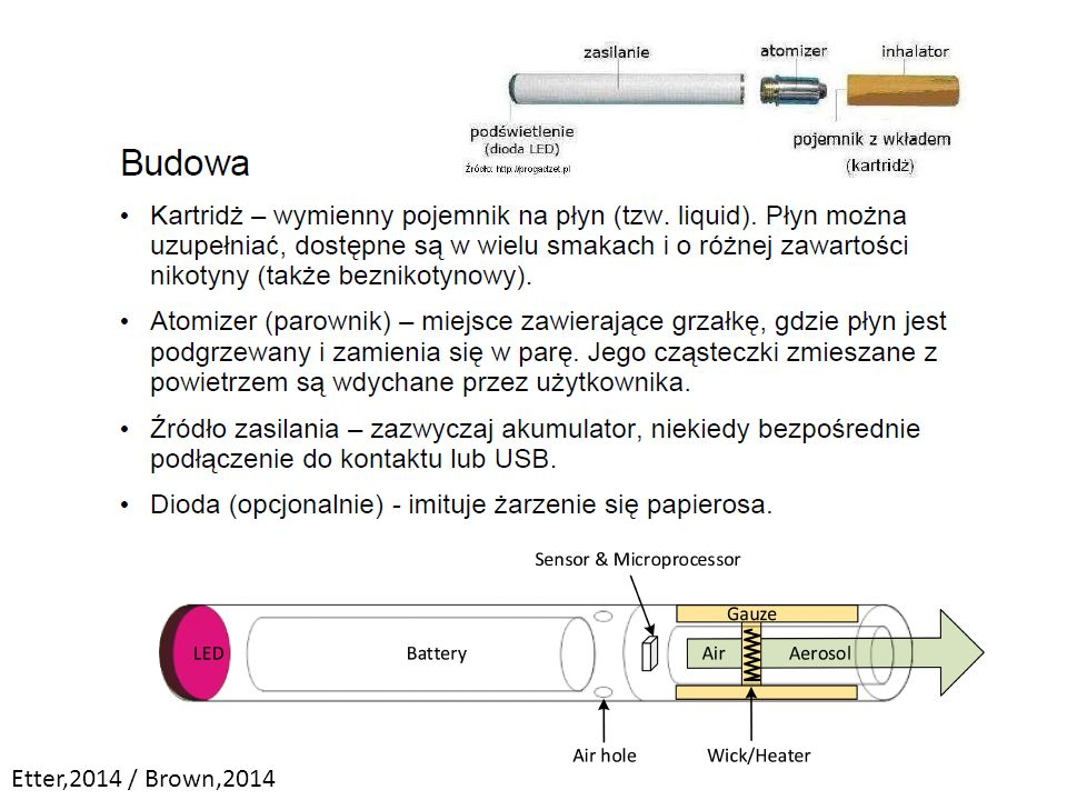 Image 1 of 3 płyn do e-papierosa / e-liquid skład: glikol propylenowy, gliceryna nikotyna aromat smakowy inne ; ??.