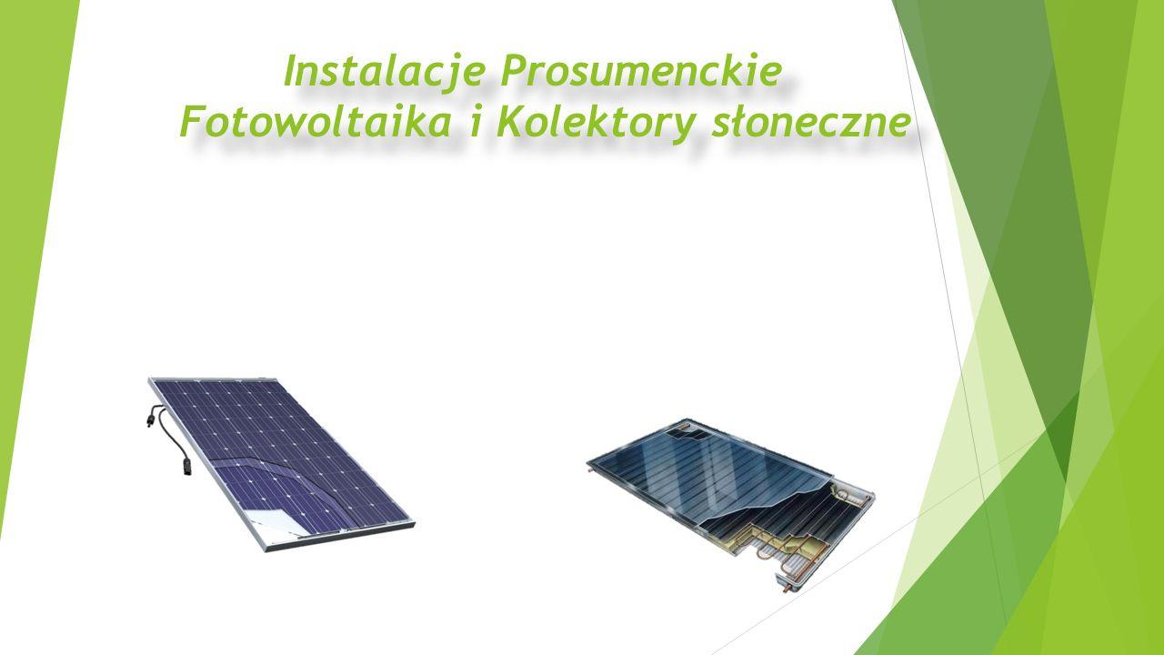 Ogniwa fotowoltaiczne są wysokosprawnymi urządzeniami do przetwarzania promieniowania słonecznego w energię elektryczną, którą można w późniejszym etapie wykorzystać.