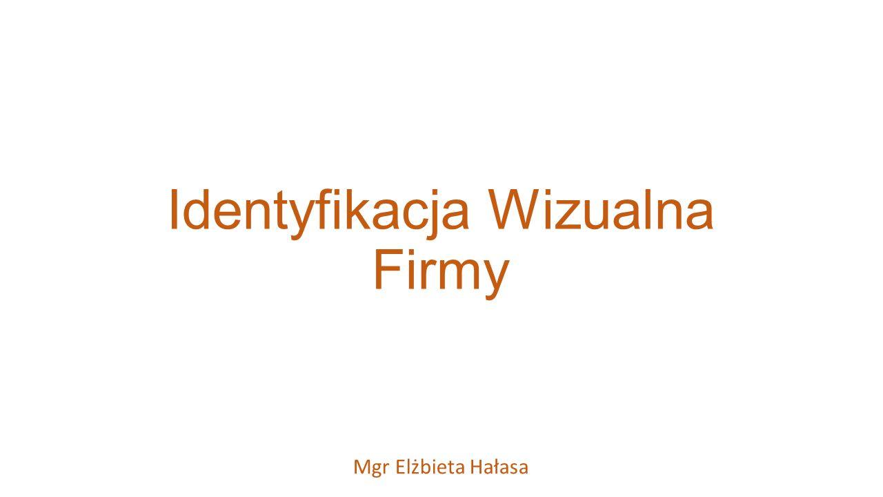 Identyfikacja Wizualna Firmy Mgr Elżbieta Hałasa