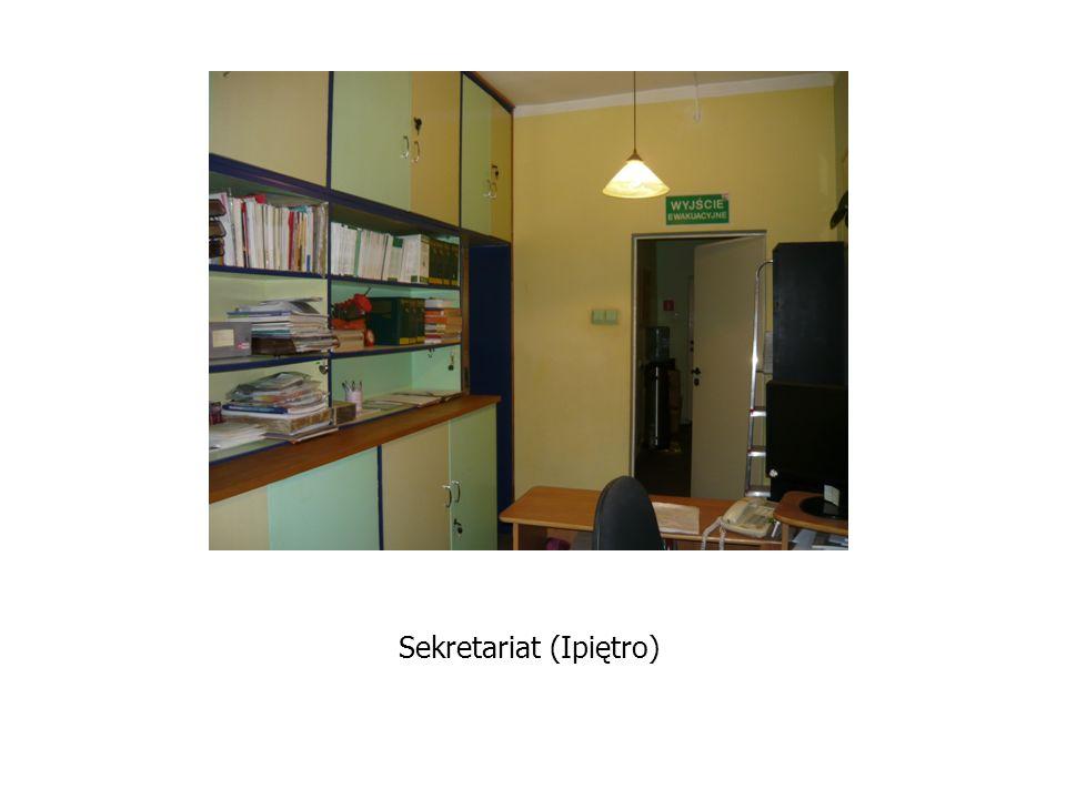 Sekretariat (Ipiętro)