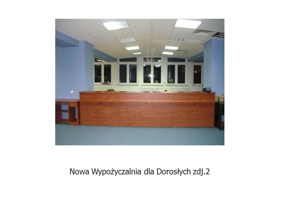 Nowa Wypożyczalnia dla Dorosłych zdj.2