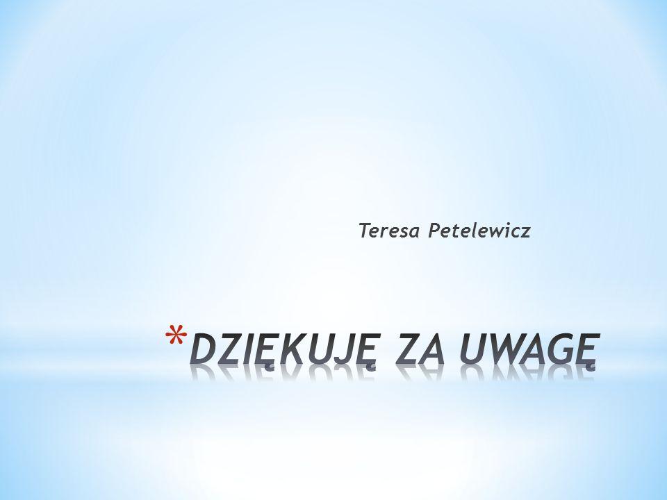 Teresa Petelewicz