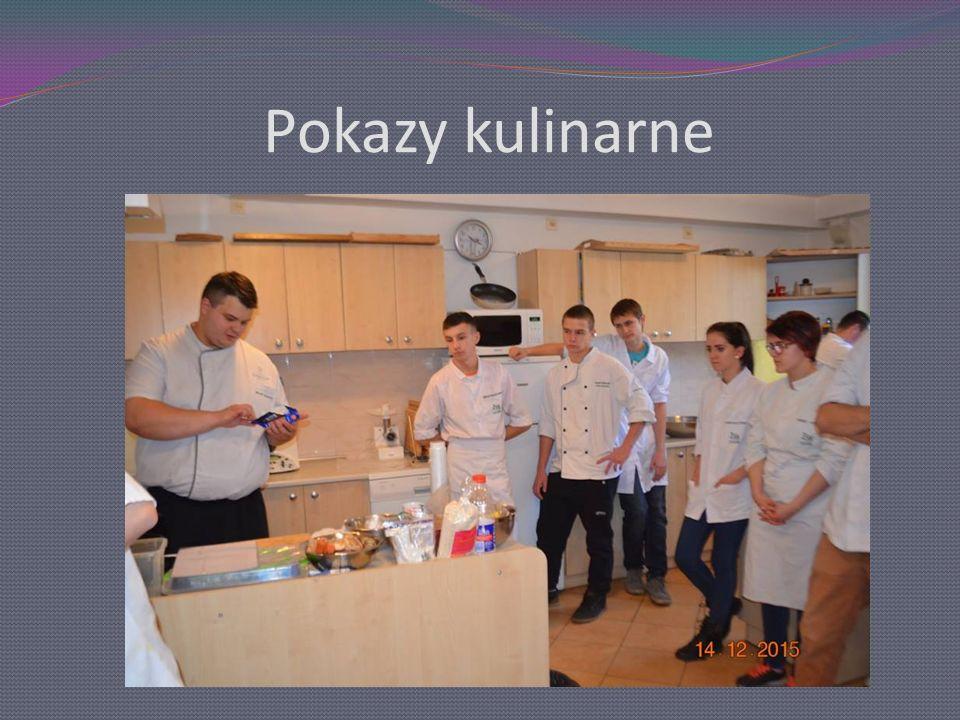 Pokazy kulinarne