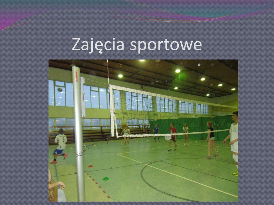 Zajęcia sportowe