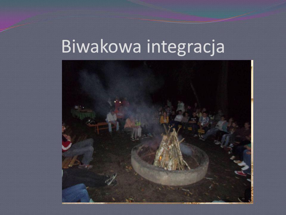 Biwakowa integracja