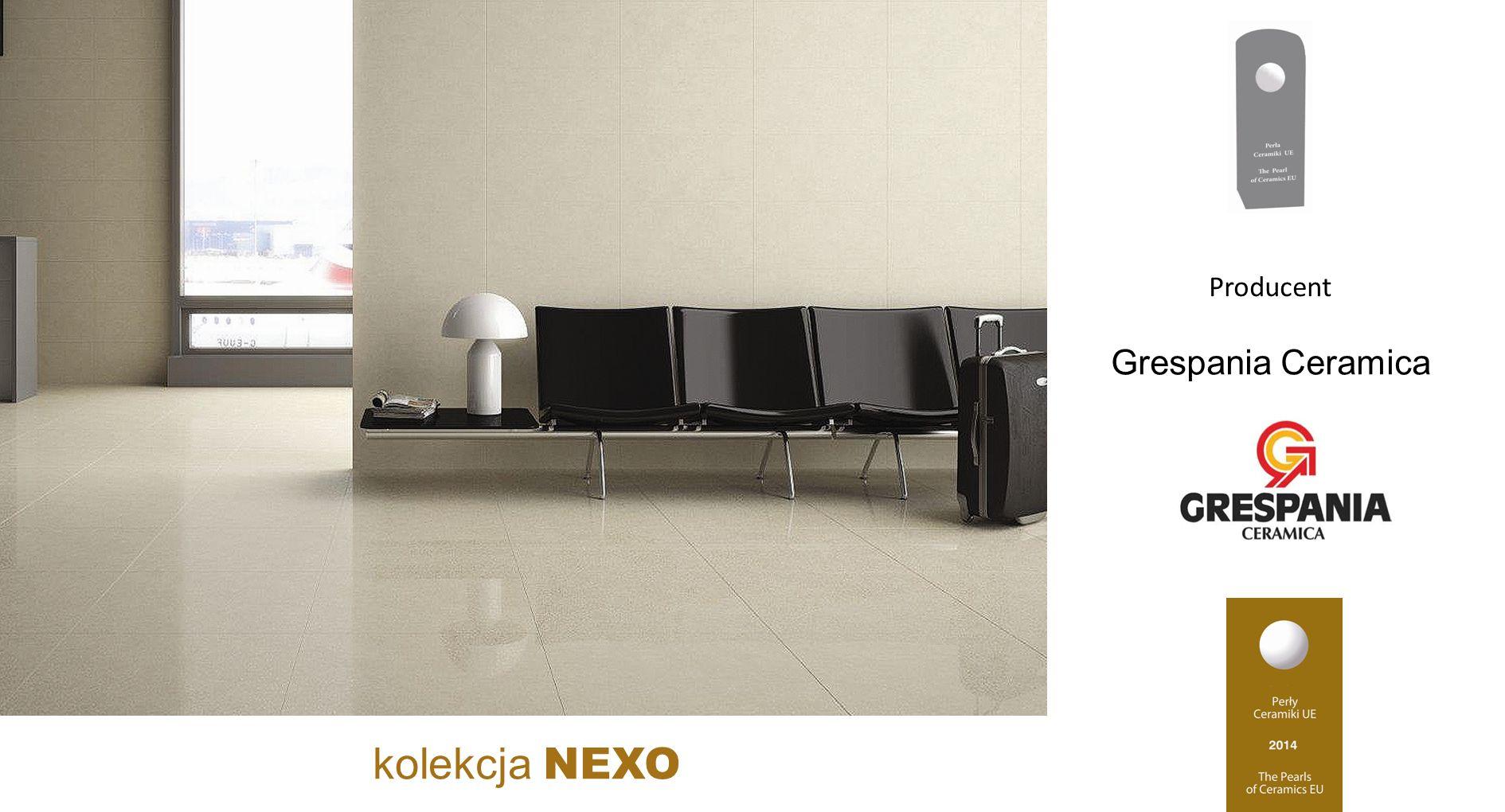 kolekcja NEXO Producent Grespania Ceramica