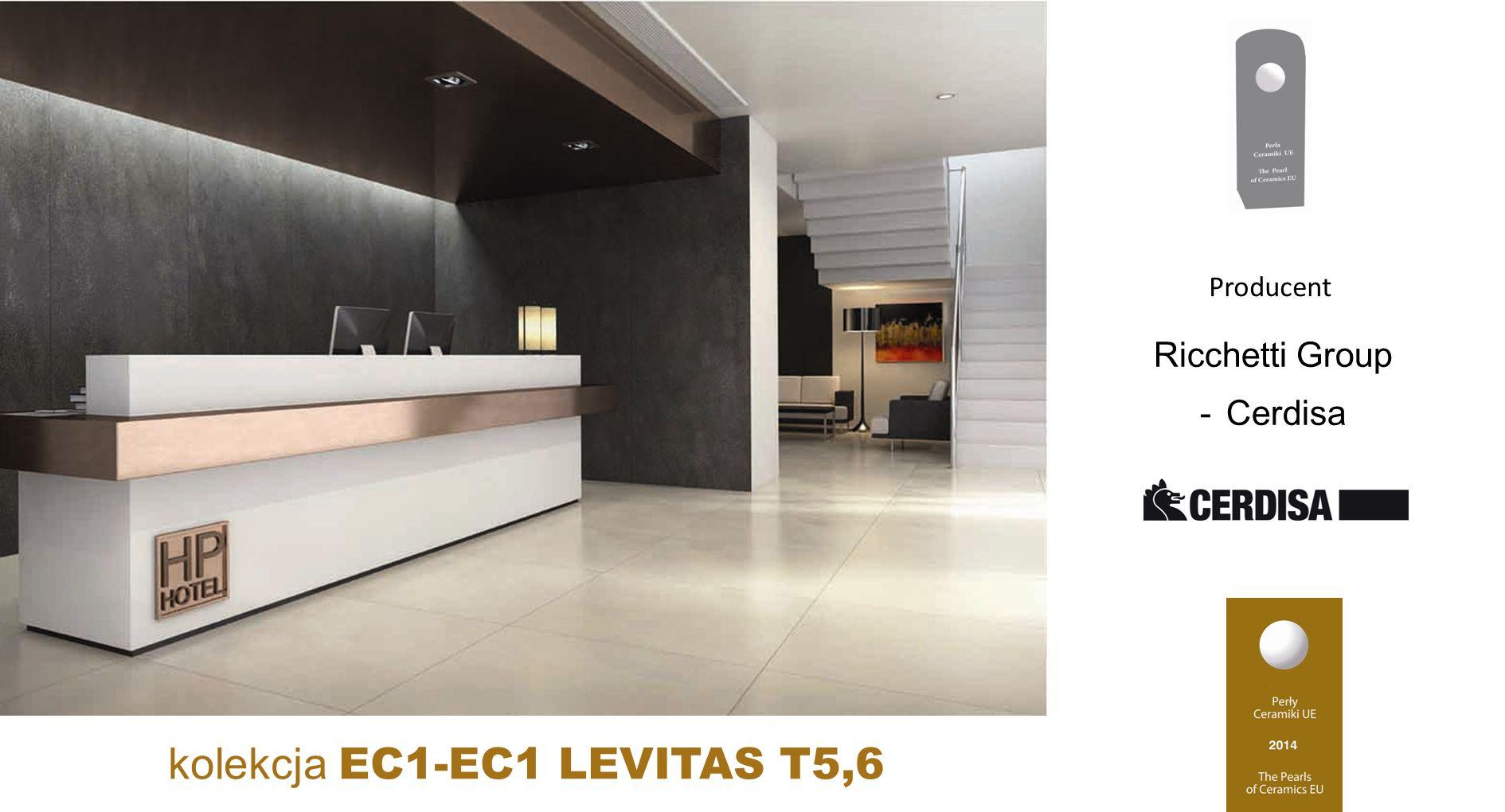 kolekcja EC1-EC1 LEVITAS T5,6 Producent Ricchetti Group - Cerdisa