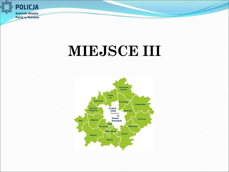 MIEJSCE III