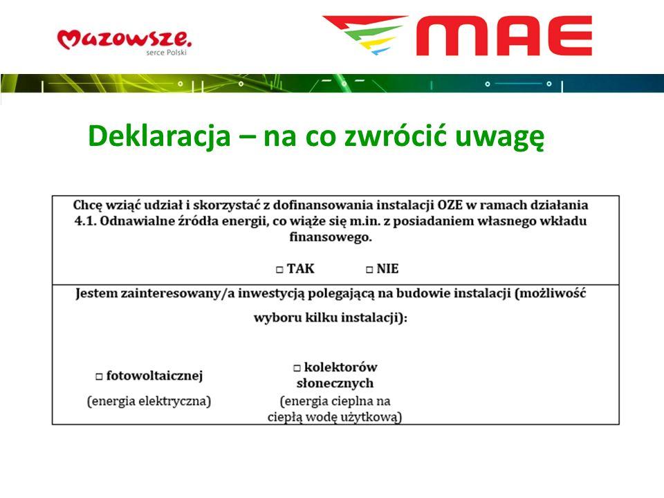 DZIĘKUJĘ ZA UWAGĘ! Mazowiecka Agencja Energetyczna tel. +48 22 290 29 42 inwestycje@mae.com.pl