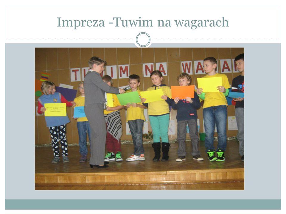 Impreza -Tuwim na wagarach