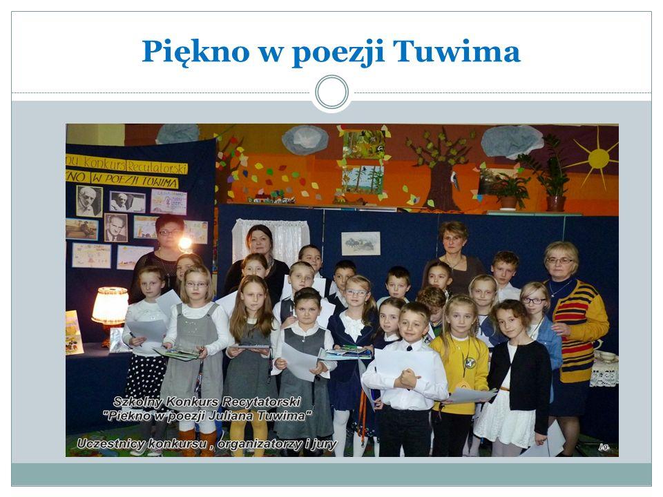 Piękno w poezji Tuwima