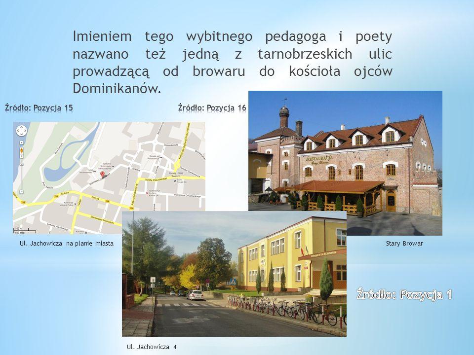 W Tarnobrzegu pamięć o bajkopisarzu jest wciąż żywa. Najpierw dzięki Waleremu Momidłowskiemu, który w 1906 r. utworzył Towarzystwo Opieki nad Dziećmi