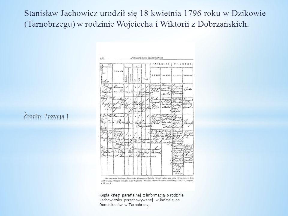 Imię Stanisława Jachowicza nosiła też usytuowana przy ulicy o tej samej nazwie Szkoła Podstawowa nr 1, a aktualnie bajkopisarz jest patronem Gimnazjum nr 1.