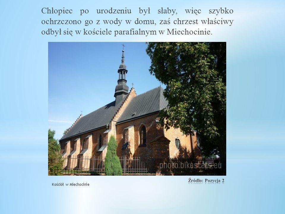 * Źródła: * 1.Archiwum prywatne mgr Marii Pałkus * 2.