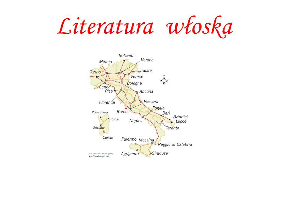Literatura włoska
