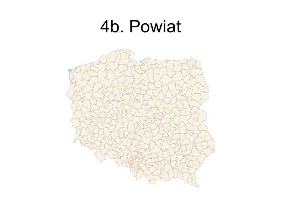 4b. Powiat