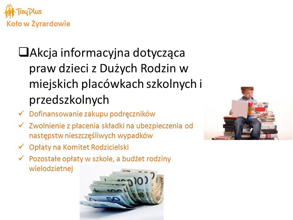 Koło w Żyrardowie  Kto i w jaki sposób może zostać członkiem Koła Członek rzeczywisty, wspierający, honorowy Formularz rejestracyjny: http://rejestracja.3plus.pl/ Deklaracja członkowskahttp://rejestracja.3plus.pl/