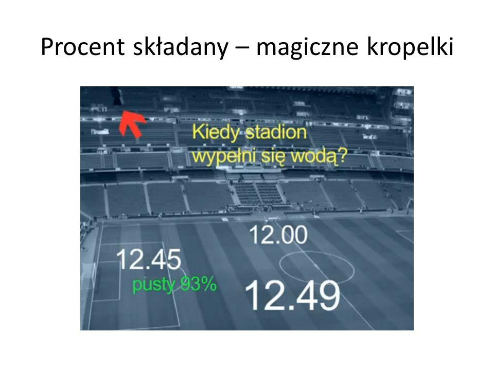 O godzinie 12.00 została wypuszczona pierwsza kropla O 12.45 stadion jest w 93% pusty O 12.49 zostanie zalany.