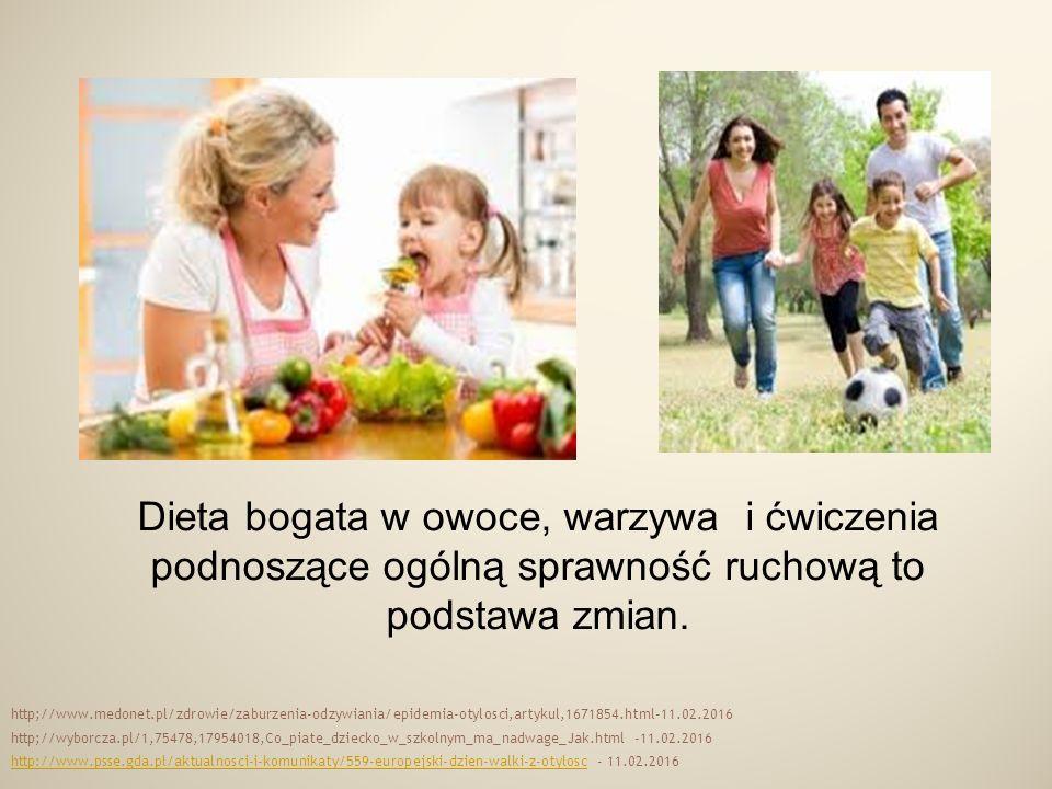http;//www.medonet.pl/zdrowie/zaburzenia-odzywiania/epidemia-otylosci,artykul,1671854.html-11.02.2016 http;//wyborcza.pl/1,75478,17954018,Co_piate_dzi