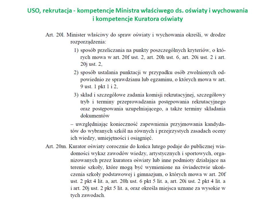 Ustawa z dnia 6.12.2013 r. – terminy wejścia w życie szczególnych artykułów