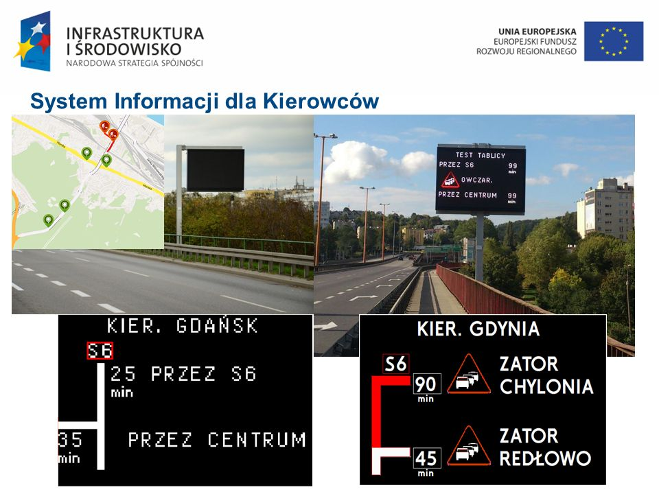 System Informacji dla Kierowców