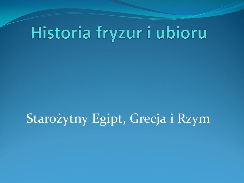 Starożytny Egipt, Grecja i Rzym
