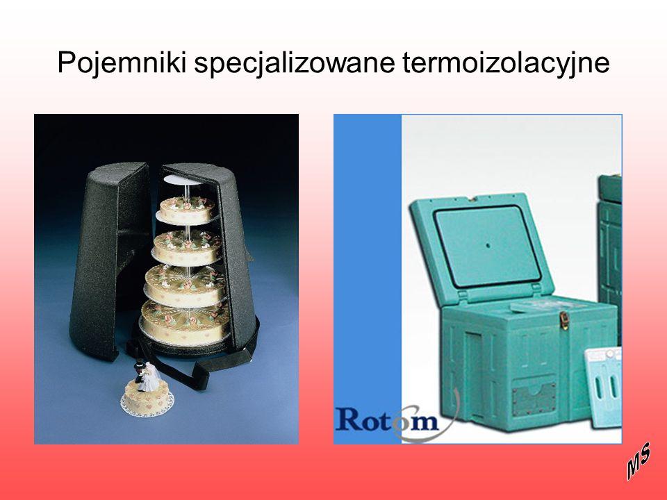 Pojemniki specjalizowane termoizolacyjne