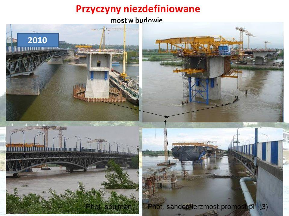 Przyczyny niezdefiniowane most w budowie 2010 Phot. sandomierzmost.promost.pl (3)Phot. soulman