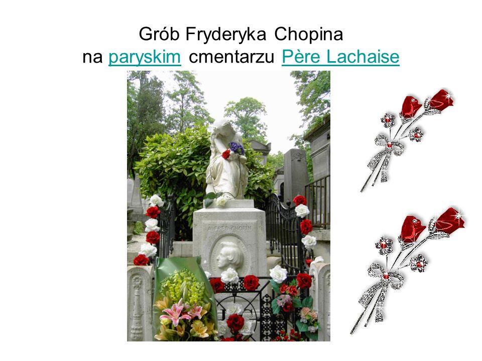 EpitafiumEpitafium z sercem Fryderyka Chopina w kościele Św.