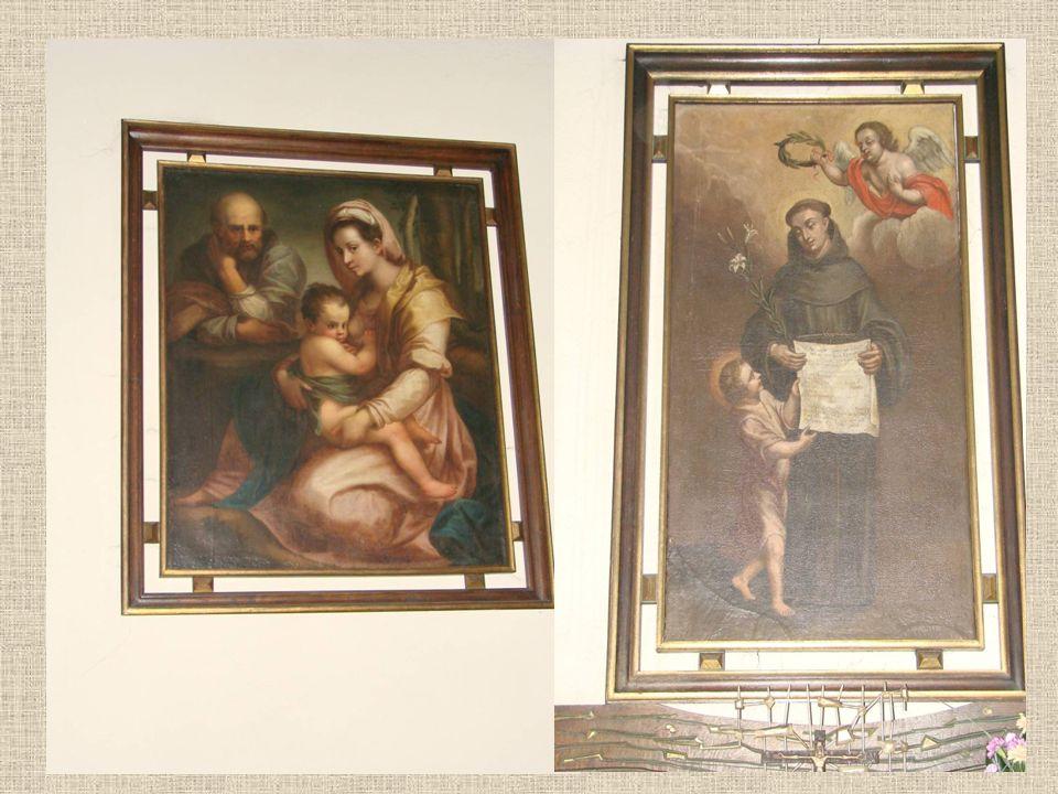 Obrazy W sztuce sakralnej znajdujemy bardzo dużo obrazów, które są z reguły malowane na planie prostokąta lub kwadratu.