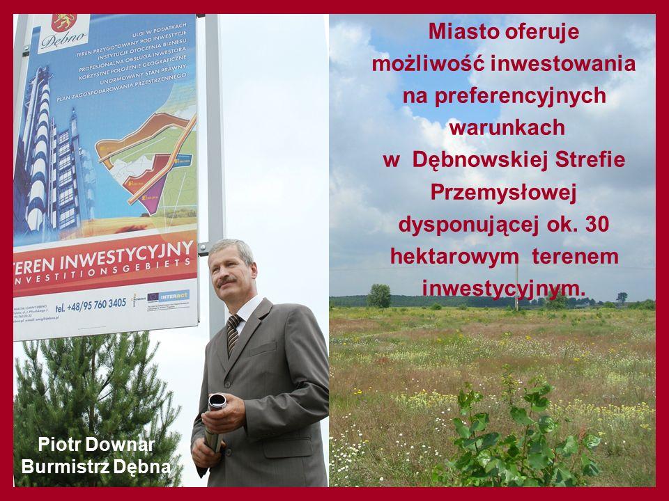 12 lipca 2007 roku Rada Miejska w Dębnie uchwaliła uchwałę w sprawie zwolnień z podatku od nieruchomości.