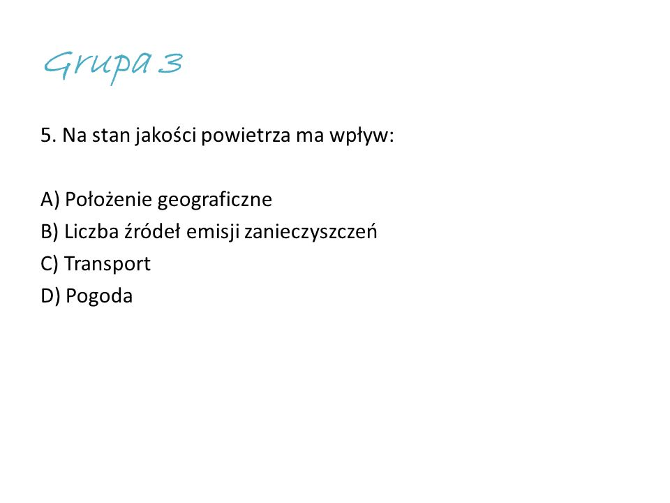 Grupa 3 5.