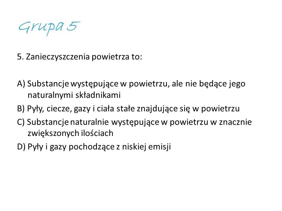 Grupa 5 5.