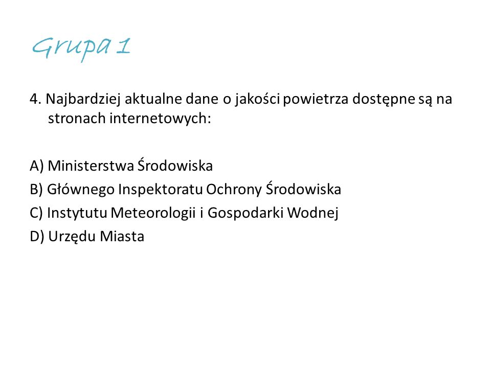 Grupa 1 4.