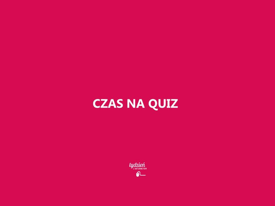 ZASADY GRY 1.Quiz składa się z 10 pytań.2.Na ustalenie odpowiedzi na każde pytanie macie 1 minutę.