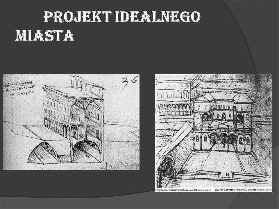 Projekt idealnego miasta