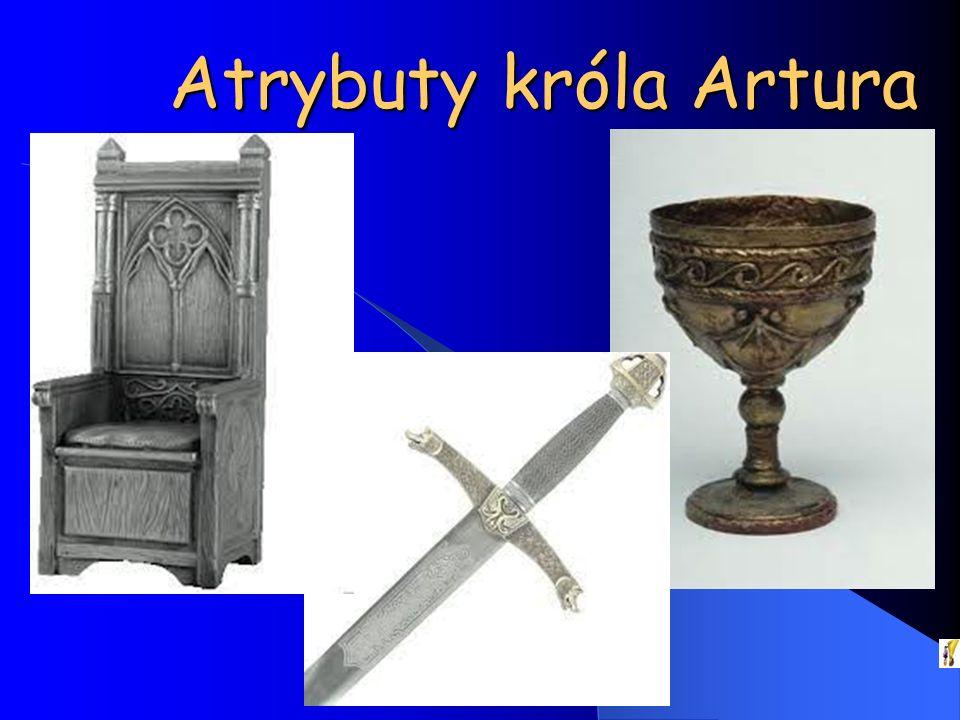Atrybuty króla Artura